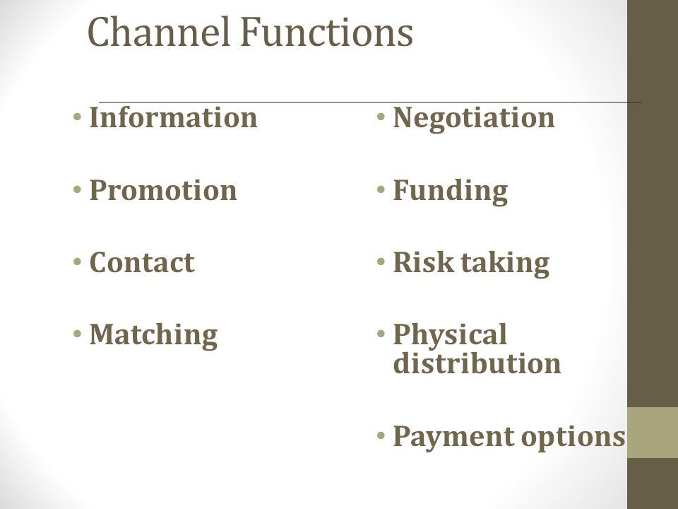 Ways Technology Impacts the Channel Processes have to be end-to-end integrated so that every action creates a chain reaction.