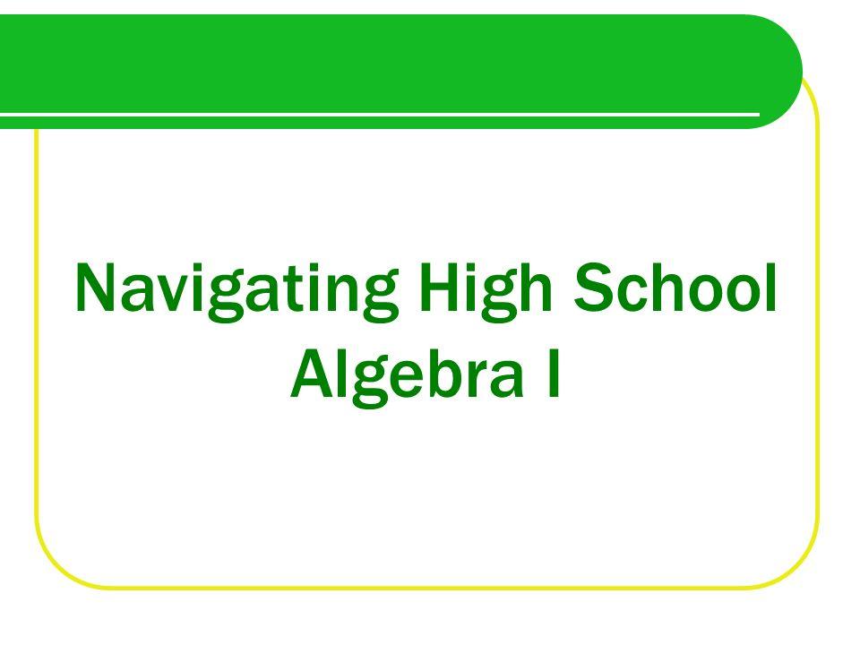 Why take Algebra in Eighth Grade?