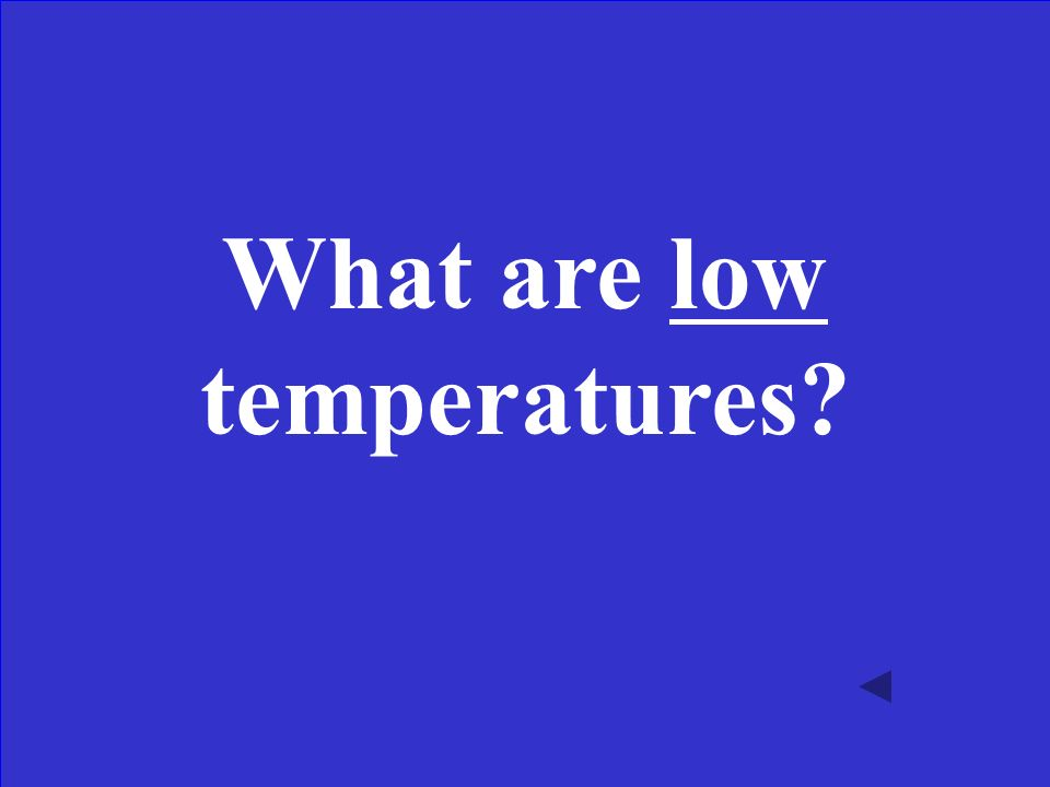 According to Bowens Reaction Series, Muscovite mica is formed at relatively _____ temperatures.