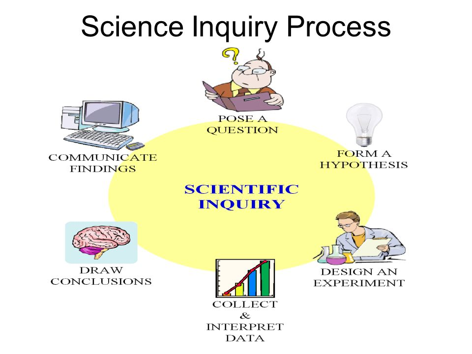Science Inquiry Process