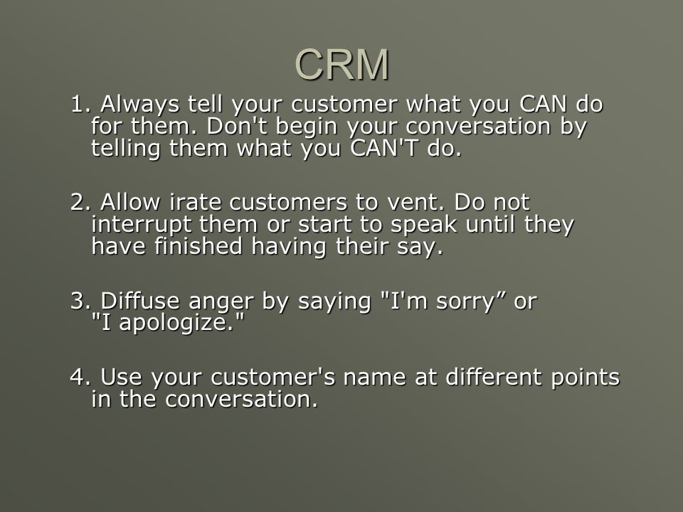 Customer Service Tips And Techniques Attention to customer service will go a long way in helping you to satisfy your customers and make them feel as i