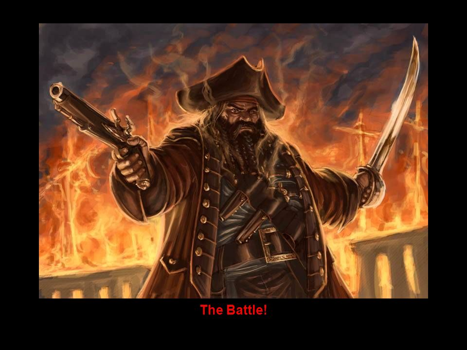 The Battle!