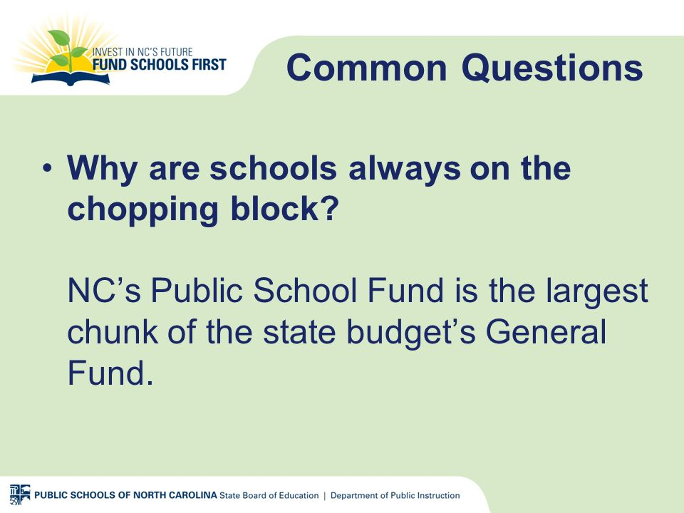 But in Buncombe County, we spend only $127,294 to educate a student K-12.