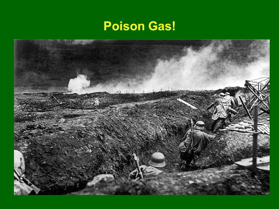 Poison Gas!