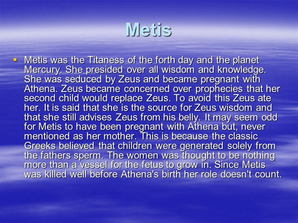 Metis Greek Goddess Symbol 73024 Timehd