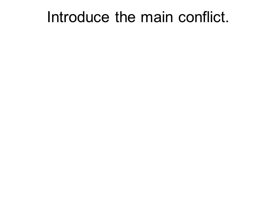 Actions taken to deal with the conflict. Resulting complications.