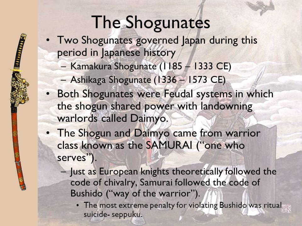 Minamoto Yoritomo Founded the Kamakura Shogunate: 1185-1333