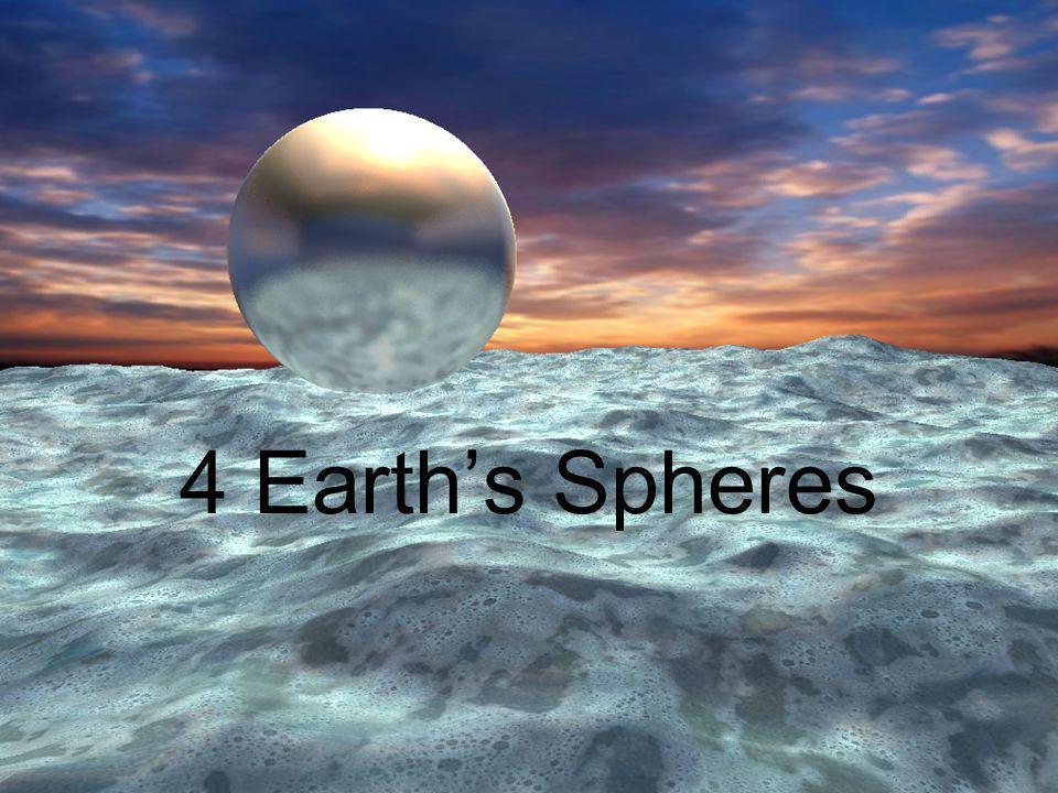 4 Earths Spheres