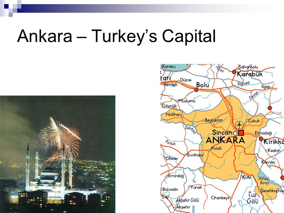 Ankara – Turkeys Capital