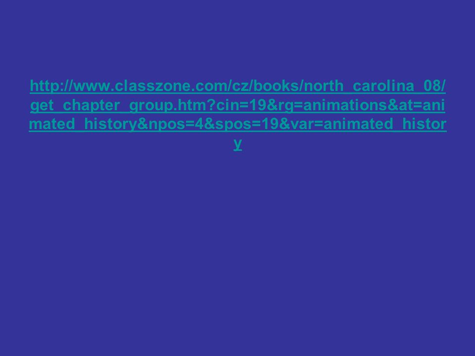 get_chapter_group.htm cin=19&rg=animations&at=ani mated_history&npos=4&spos=19&var=animated_histor y