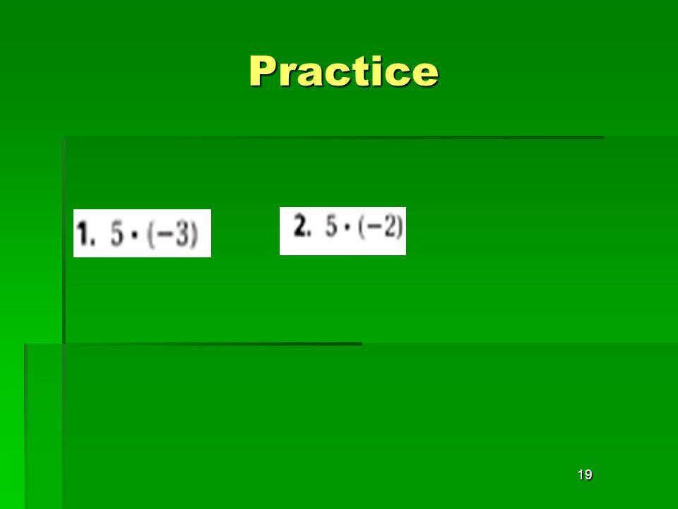 19 Practice