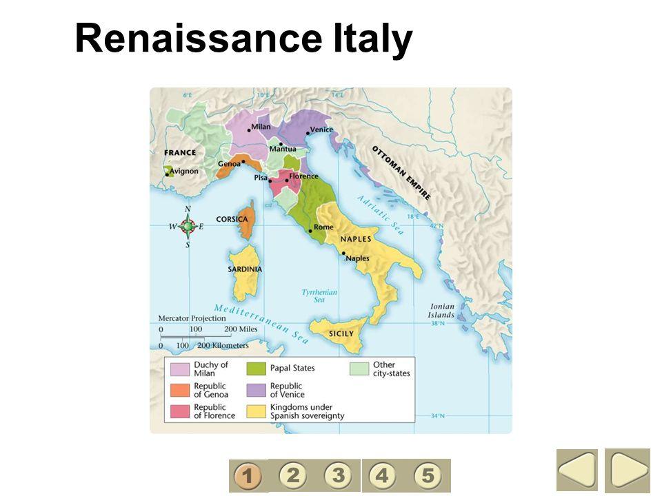 Renaissance Italy 1