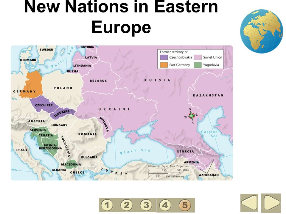 New Nations in Eastern Europe 5