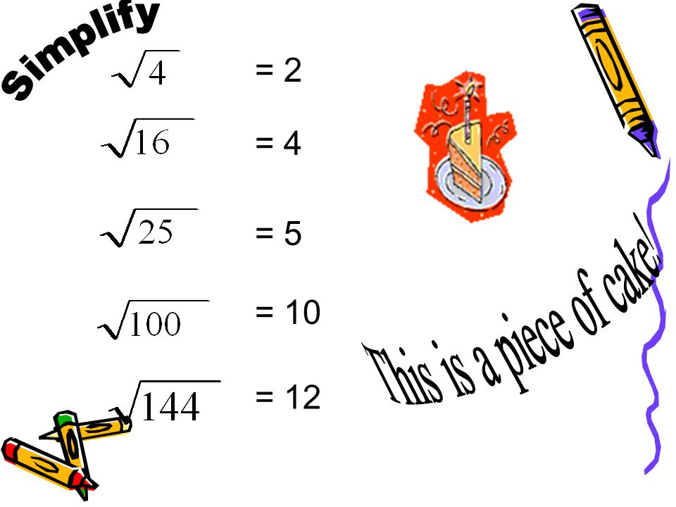 Simplify: Hint – you will need to rationalize the denominator A. B. 4 C. D. 16