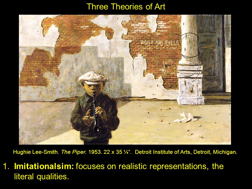 three theories of art 2 essay Art essays (8, 424 comparison of the three major sociological theories essay by herbert comte spence comment on the three types of sociological theories.