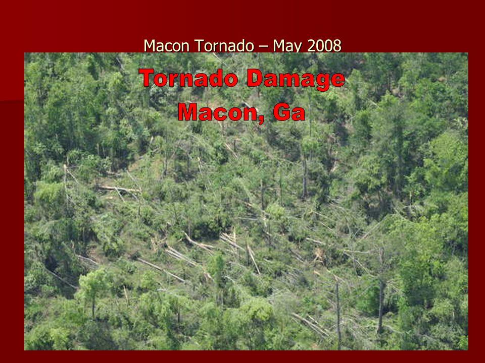 Macon Tornado – May 2008