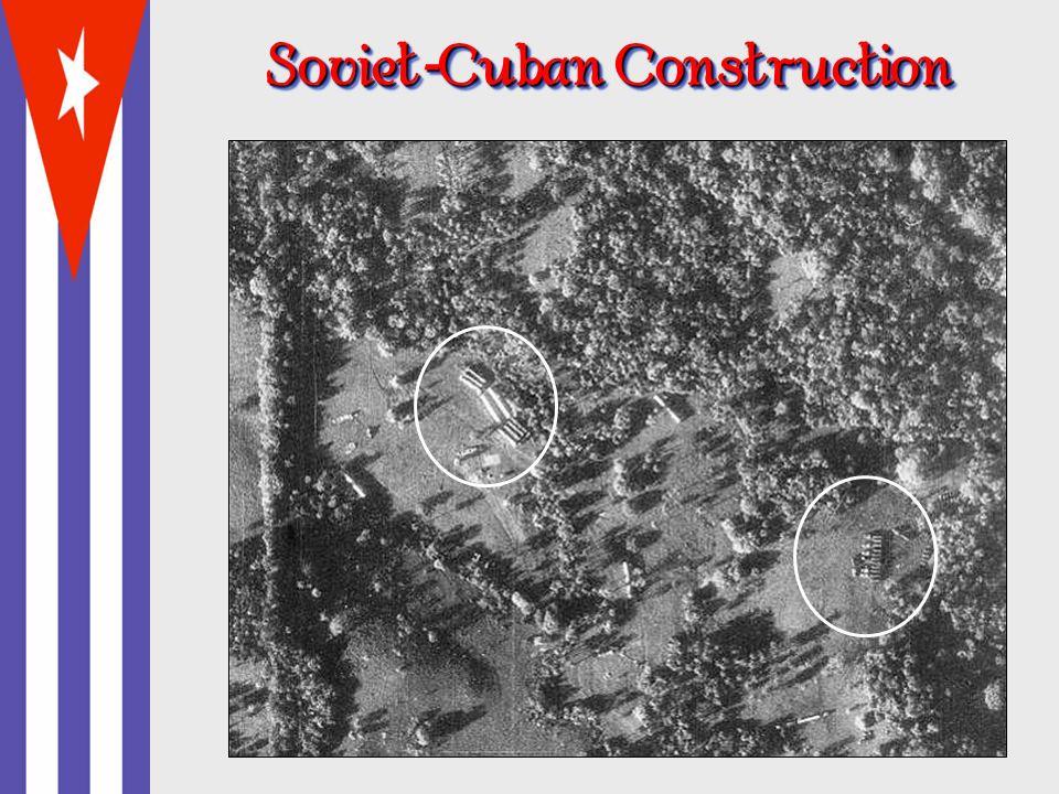 Soviet - Cuban Construction