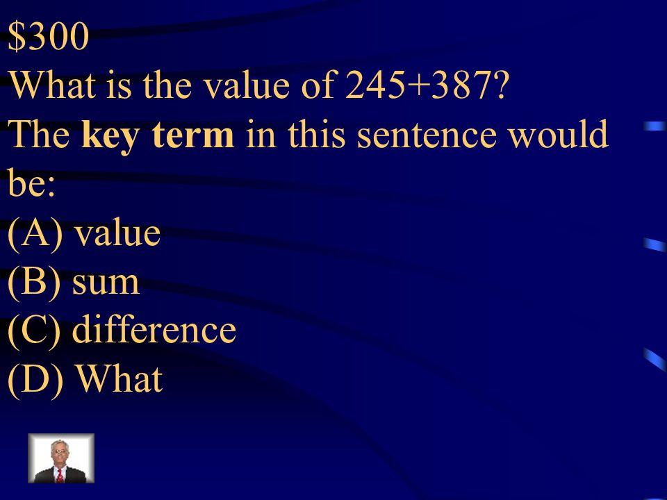 $200 Answer same