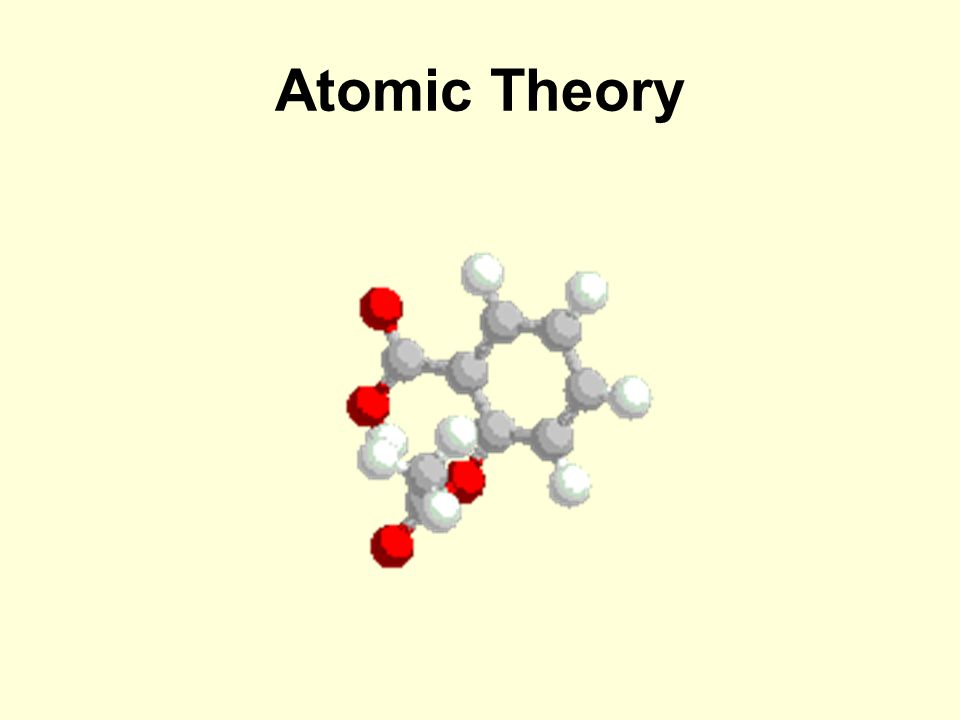 Next Atomic Theory Which one of you will develop a better theory and win the Nobel Prize.