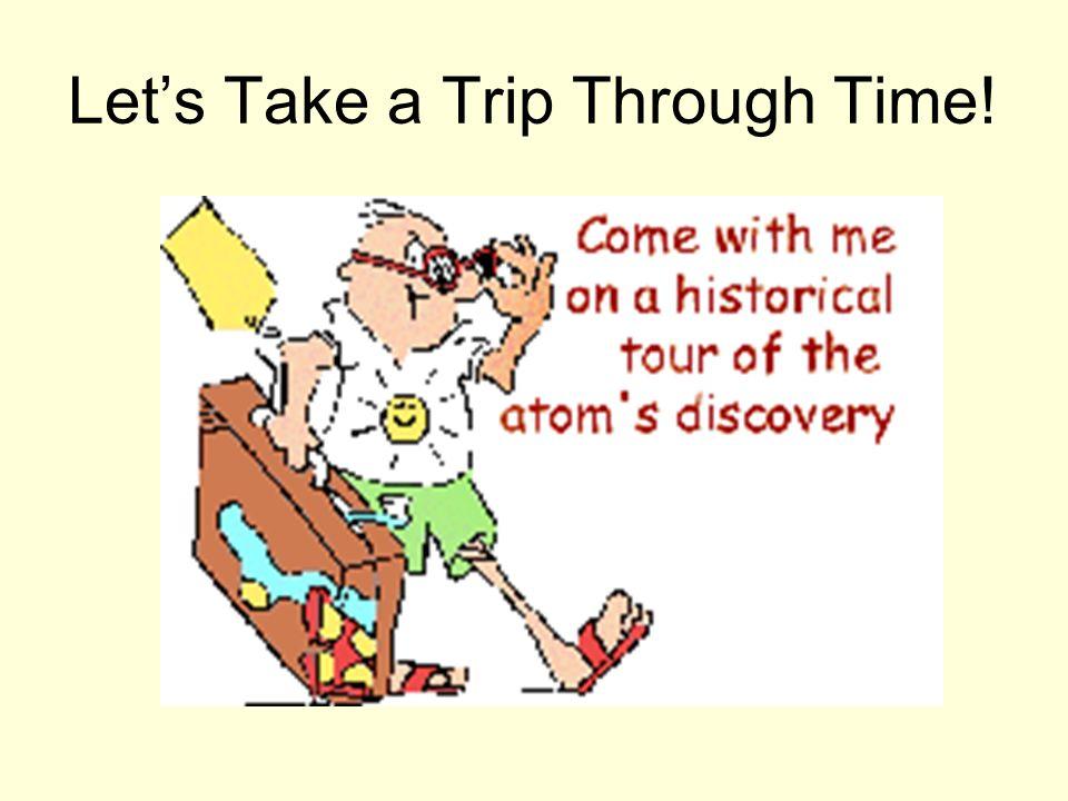Lets Take a Trip Through Time!