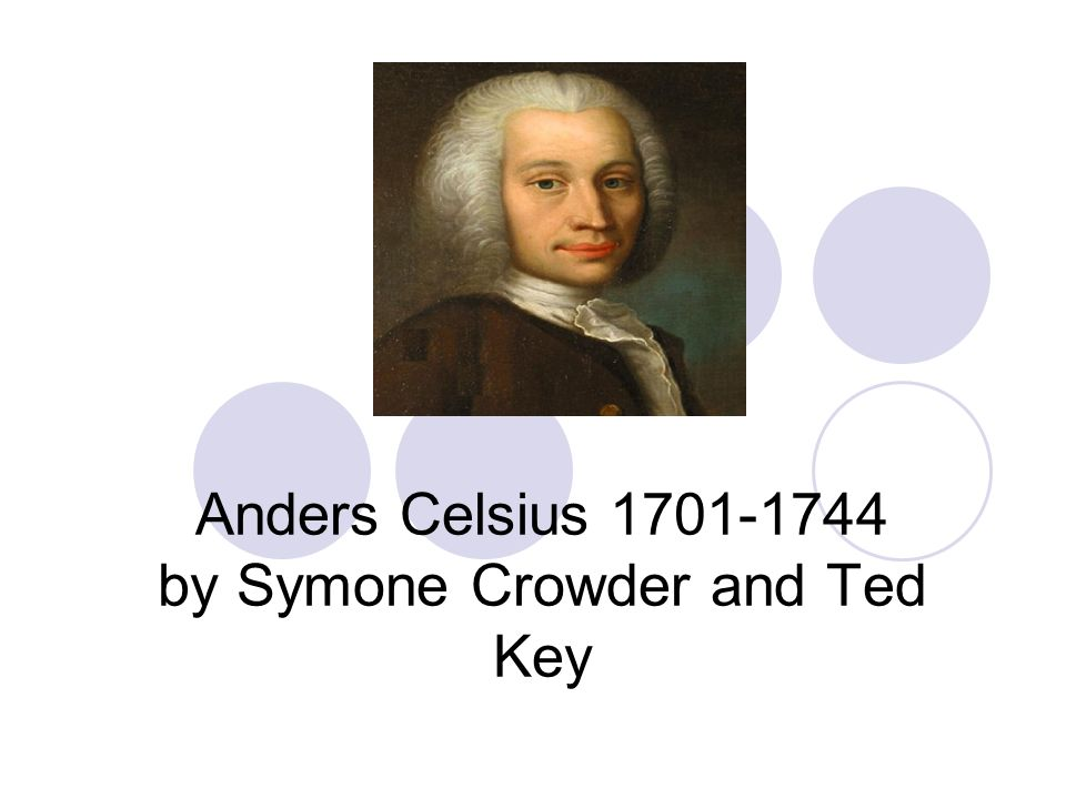 Anders Celsius by Symone Crowder and Ted Key