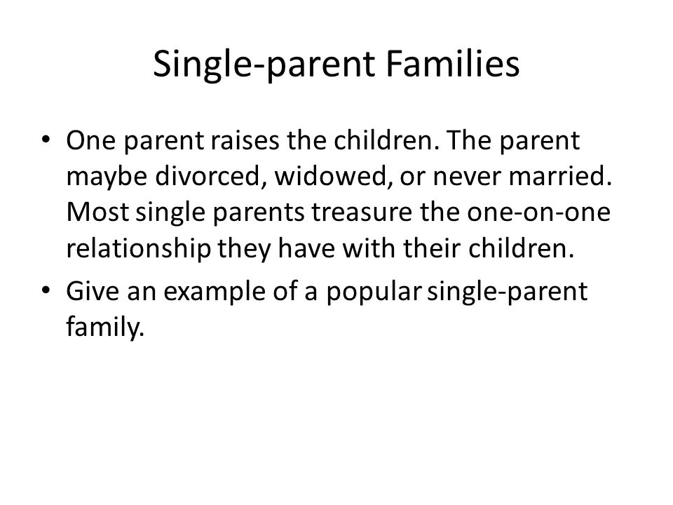 3.Launching Stage Teens and young adults begin to leave the family.
