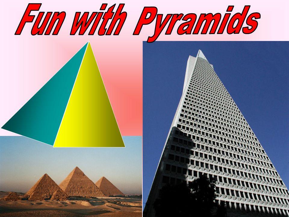 Name Picture Base Vertices Edges Faces Triangular Prism Rectangular Prism Pentagonal Prism 3695 48126 510157 Any Prism n 2n 2n3n n + 2 Make sure to fi