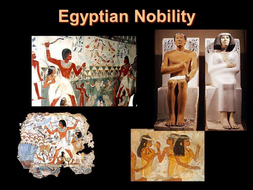 Egyptian Nobility
