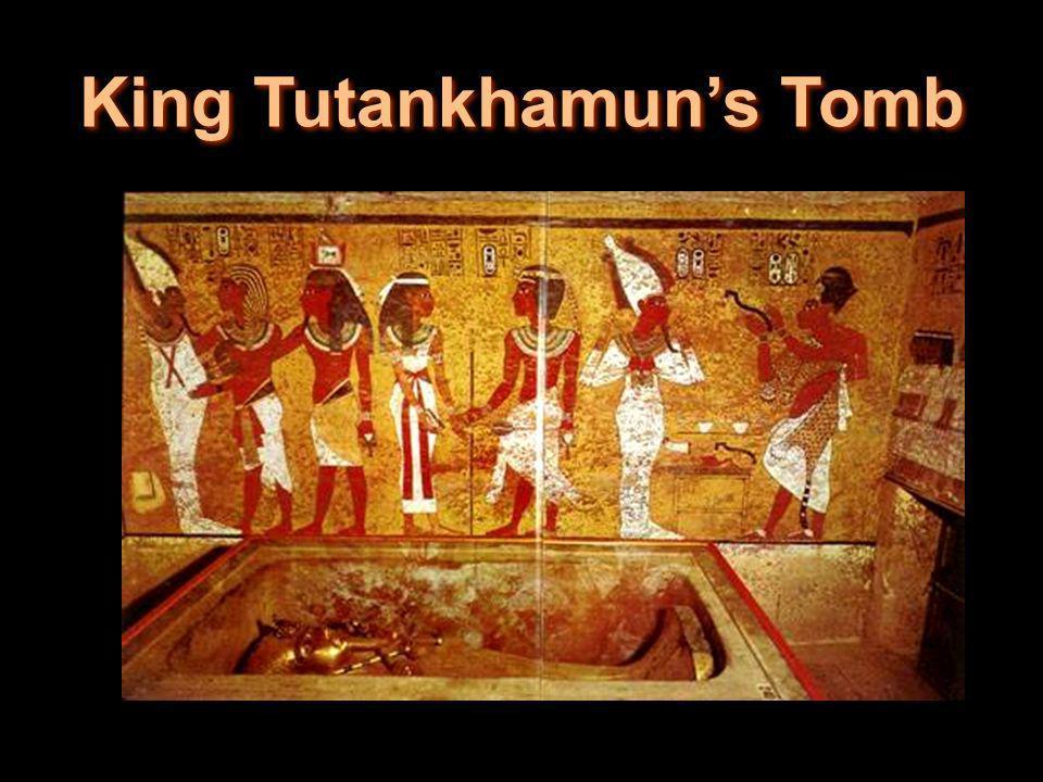 King Tutankhamuns Tomb