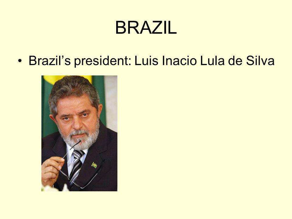 BRAZIL Citizens of Brazil can vote, both men and women.