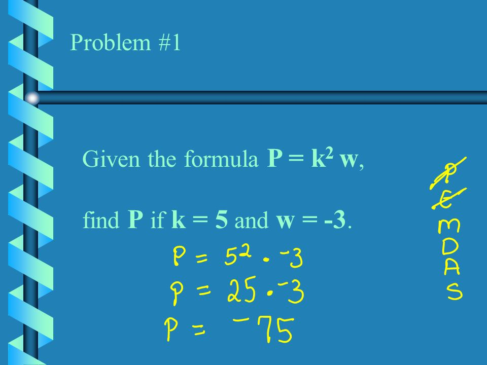 EXAMPLE OF TERMS b 30n+6 algebraic expression b 30 is the coefficient b n is the variable b 6 is the constant