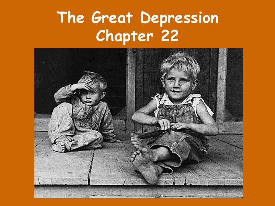 Social Effects of the DepressionAssessment What factors contributed to disaster for farming families living in the Dust Bowl.