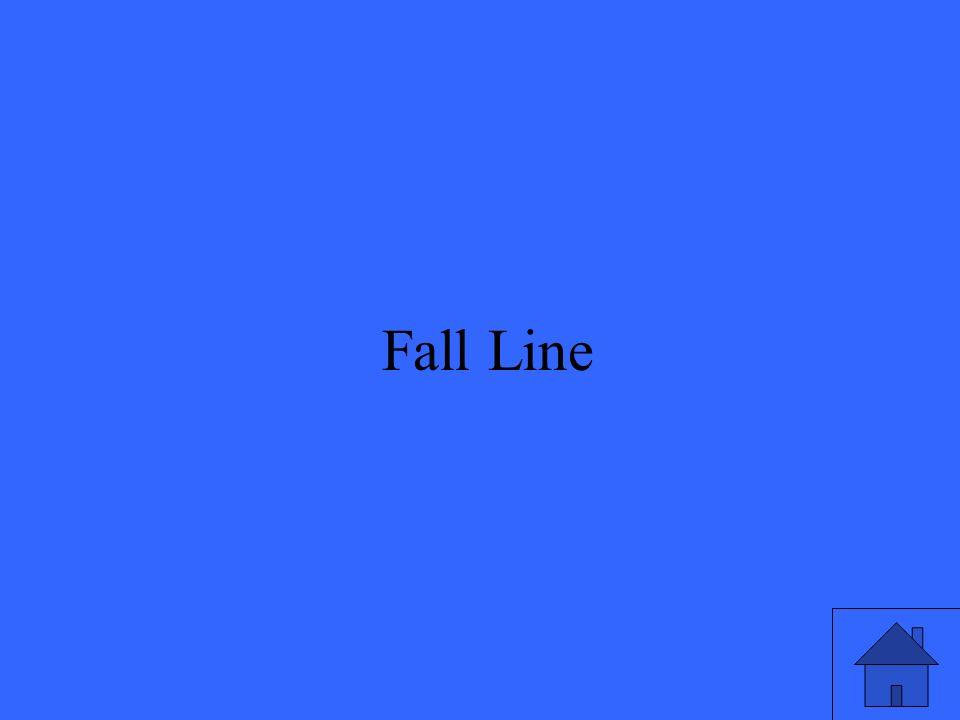 11 Fall Line