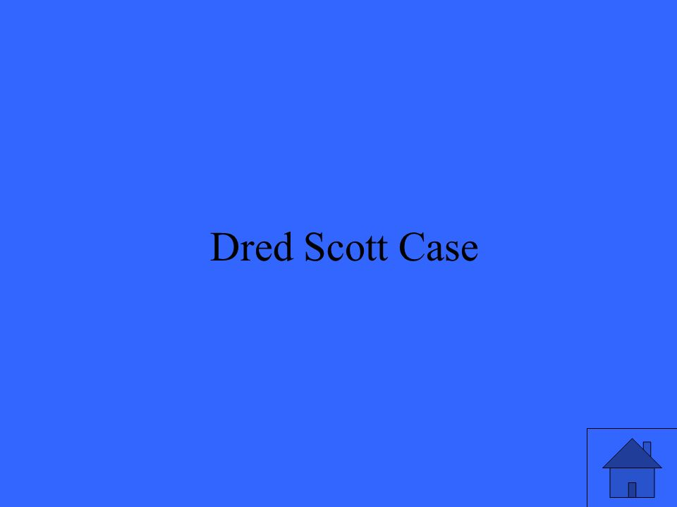 23 Dred Scott Case