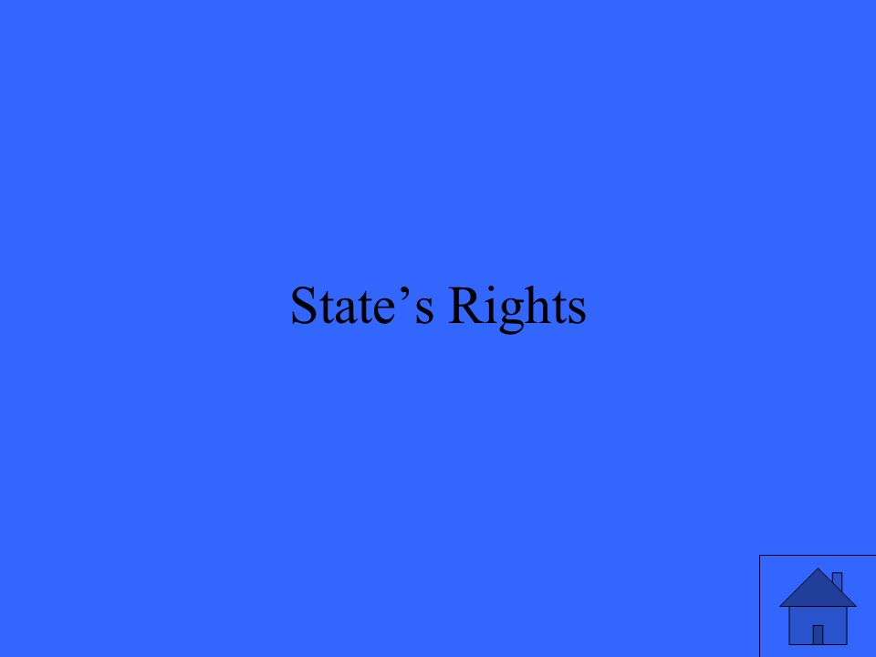 27 States Rights