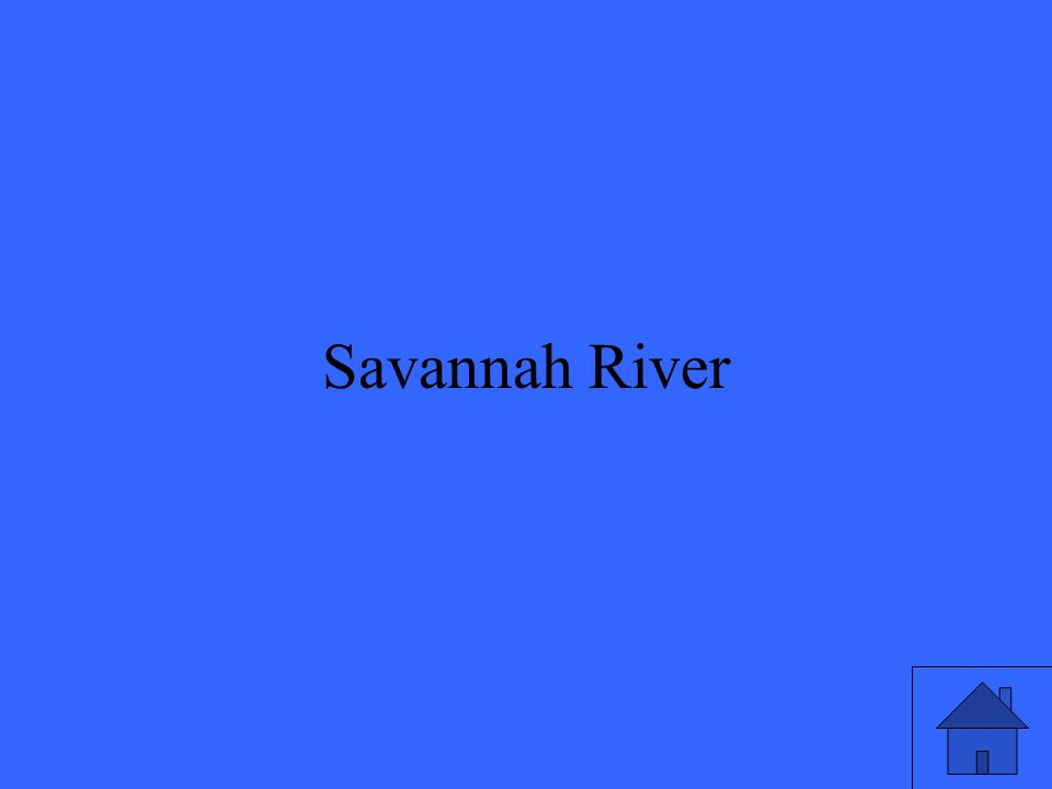 3 Savannah River