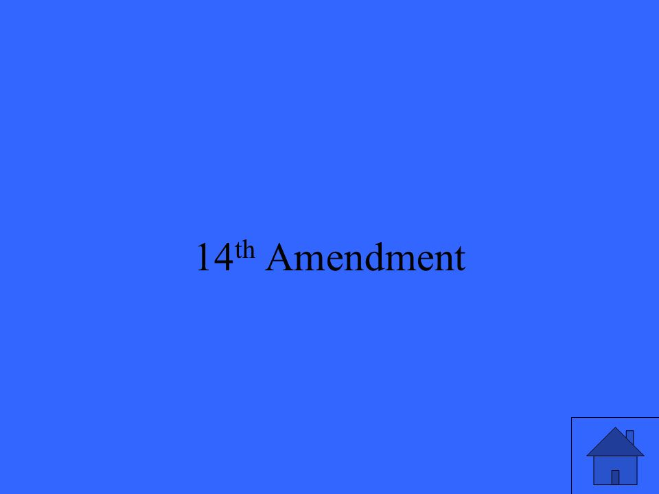 37 14 th Amendment