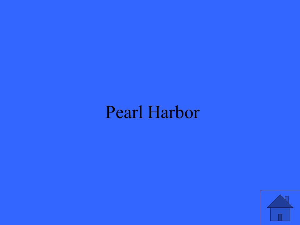 49 Pearl Harbor