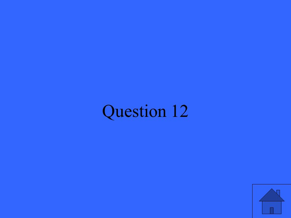 26 Question 12