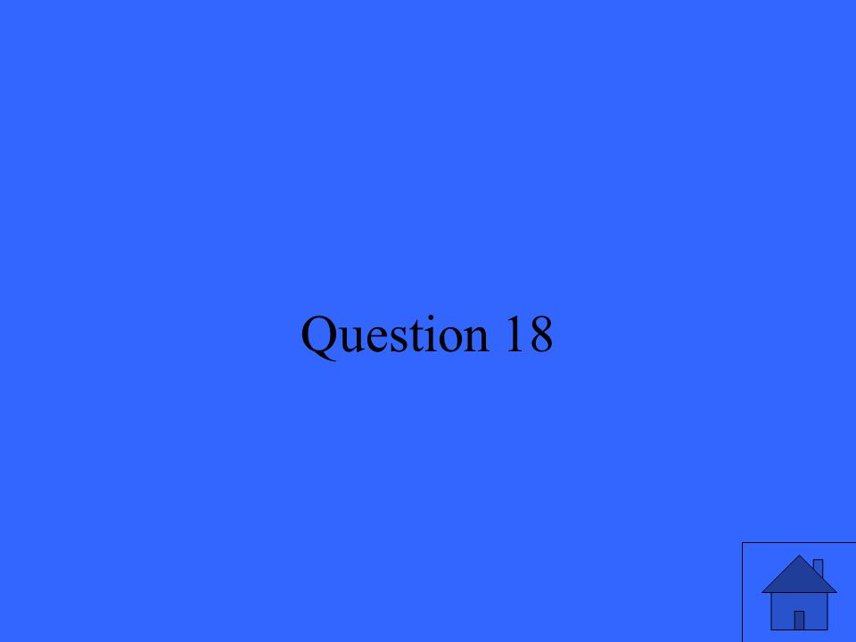 38 Question 18