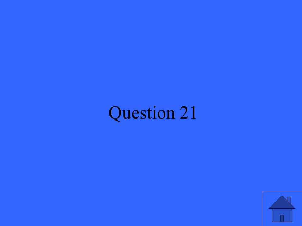 44 Question 21
