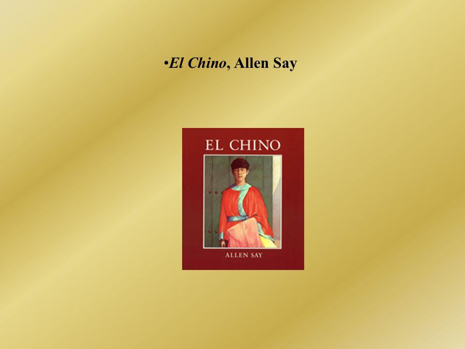 El Chino, Allen Say