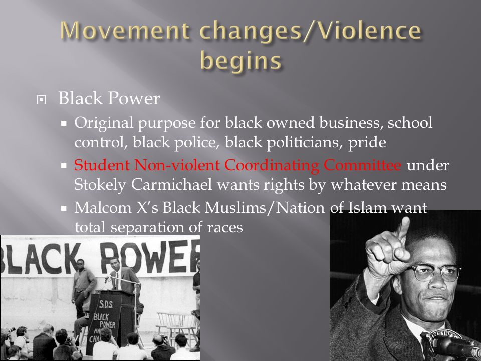 Black Panthers led by Huey Newton, Bobby Seale, Elridge Cleaver militant group and pro race war
