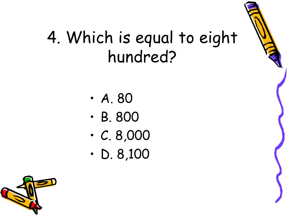 5.Which group of numbers contains only multiples of 3.