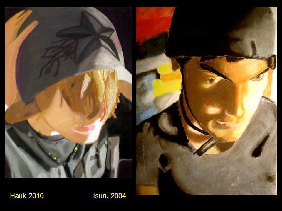 Hauk 2010 Isuru 2004