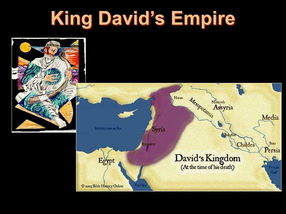 King Davids Empire