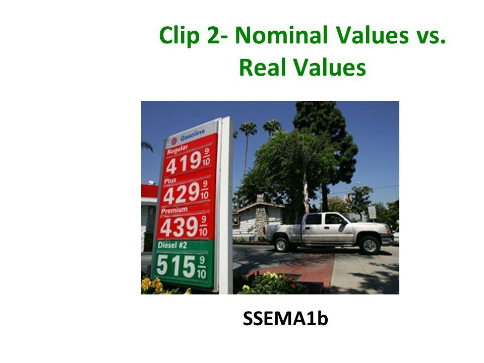 Clip 2- Nominal Values vs. Real Values SSEMA1b
