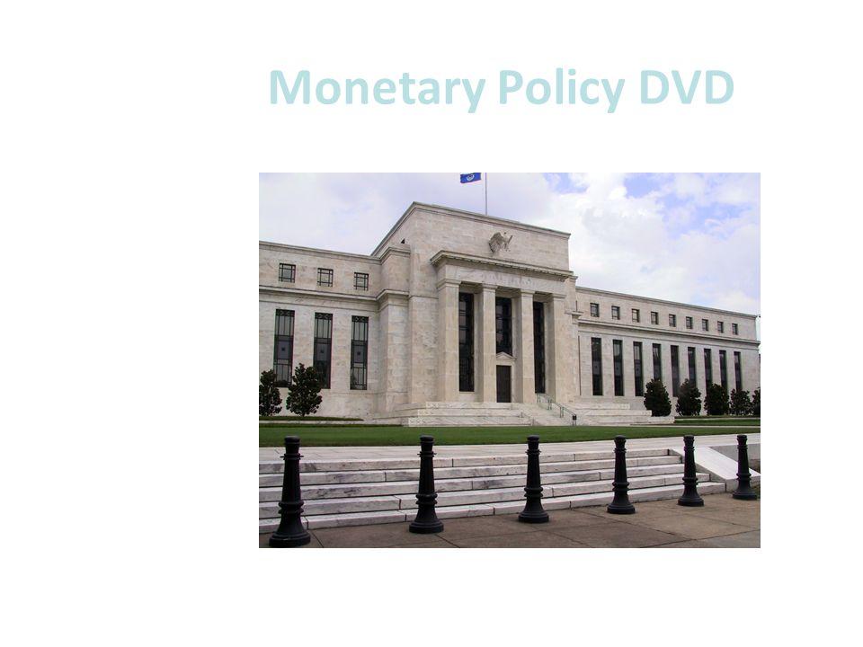 Monetary Policy DVD