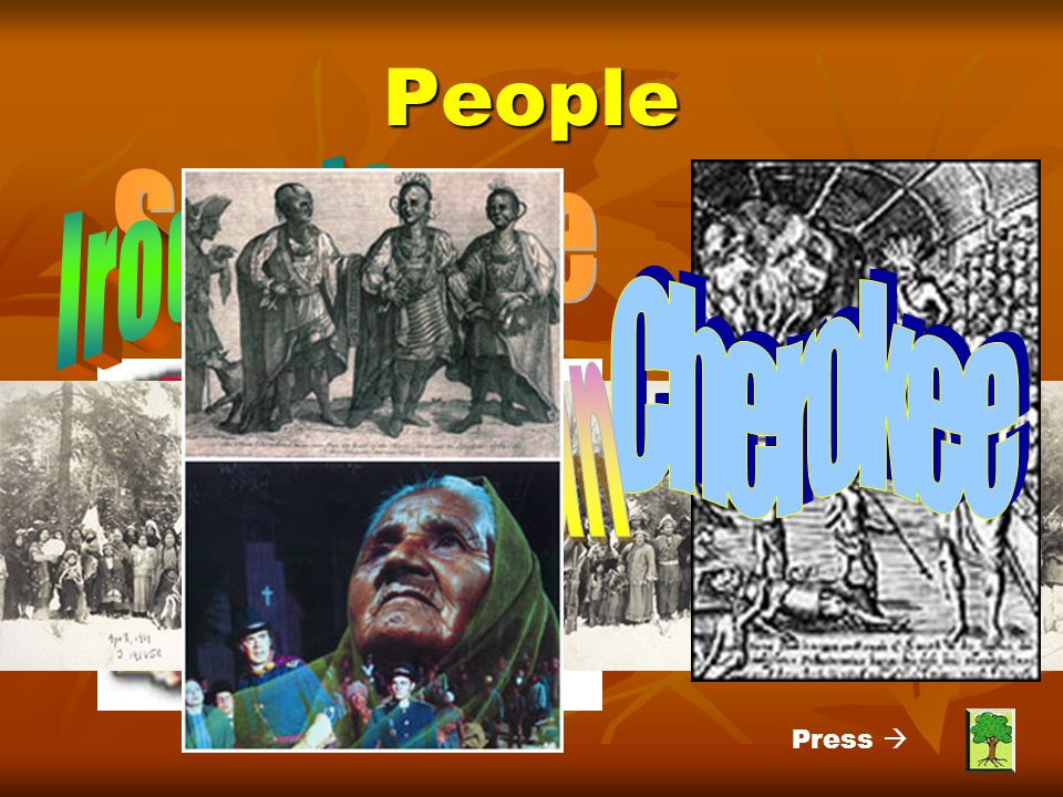 Where did the Iroquois live.3. Florida 2. Virginia 1.
