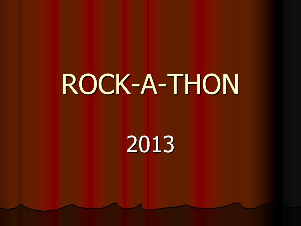 ROCK-A-THON 2013